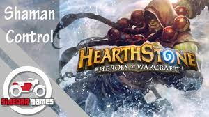 Overload Shaman Deck Frozen Throne by Hearthstone Control Shaman Kevin U0027s Epic Fail Youtube