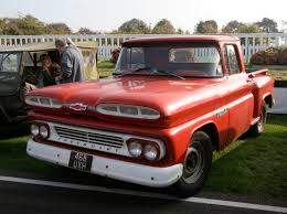1960 Chevrolet Pickup - Information And Photos - MOMENTcar