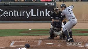 Alex Rodriguez s third home run of the night s the Yankees even