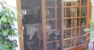 Dog Doors For Glass Patio Doors by Door Acceptable Patio Screen Door With Pet Door Magnificent