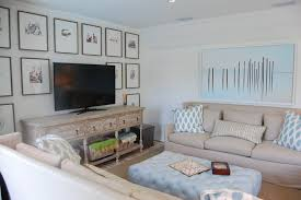 Full Size Of Living Rooms A Wall Gallery Within Coastal Room Led Television