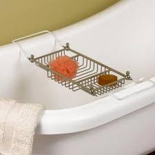 Teak Bathtub Caddy Canada by 80 Bathroom Fabulous Teak Bathtub Caddy For Awesome