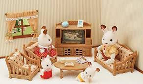 epoch sylvanian families möbel sets landhaus wohnzimmer 5339 starting from 14 99 2021 skinflint price comparison uk