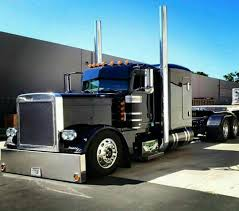 Peterbilt Custom 379 Slammed | Semi Crazy | Pinterest | Peterbilt ...