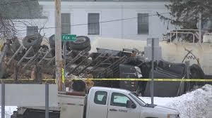 100 Logging Truck Accident Truck And Train Collide In East Wallingford