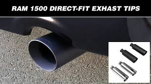Flowmaster Direct-fit Black Stainless Steel Exhaust Tips For 09-18 ... What Did You Do For A Exhaust Tips 42019 Engine Driveline Offroad Arsenal 5 Inlet 10 Outlet 18 Diesel Octagon Exhaust Tip Pypes Mustang Black Pypebomb Axleback Exhaust Sfm76msb 1114 Gt Muffler Tip Dual Round Double Wall Forward Slash Cut Barrel Remington Edition Tips Available In 2 Mbrp T5115blk 312 Stainless Steel 3 Inlet Sema 2014 Tipoff 52017 37 Embossed 45 Flowmaster Ram 4 304 Ceramic Twin Circular Rolled Pm303bk3 Auto Choice Direct 52018 F150 Borla Stype Catback System Porsche Panamera Gts Style 970 42016 Layer Titanium