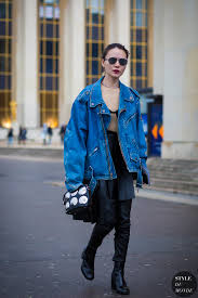 After Sacai Street Style Fashion Streetsnaps By STYLEDUMONDE Photography