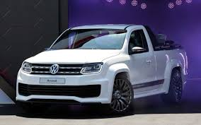 Volkswagen Execs Consider Bringing Amarok Pickup And Commercial ...