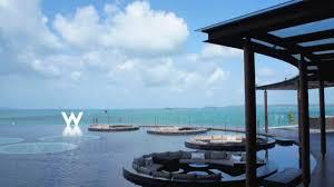 100 W Hotel Koh Samui Thailand The Best In Retreat