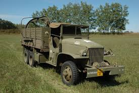100 7 Ton Military Truck Vehicle Spotlight 1945 CCKW 212ton Cargo