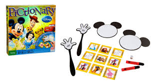 Disney Pictionary Board Game Deal Of The Day