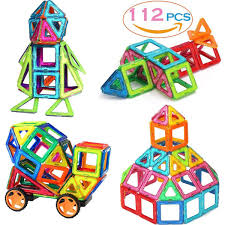 Picasso Tiles Magnetic Building Blocks by Magnetic Building Sets Building Toys Men