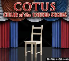 Michelle Obama Empty Chair by The Republican War On Chairs We Are All Chairs Now