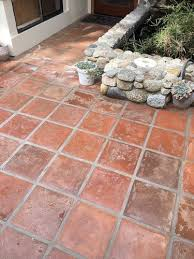 what s the best way to stain saltillo tile hometalk