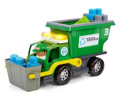 100 Tonka Motorized Garbage Truck USA