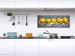 wandbild 80x30cm leinwand pasta nudeln küche deko wanddeko
