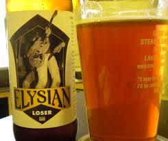 Elysian Pumpkin Ale by Elysian Brewing U0027s Avatar Jasmine Ipa U0026 Loser Pale Ale Tilting Suds