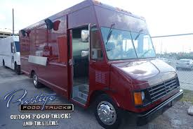 100 Trucks For Sale Orlando 2009 Chevy Gasoline 18ft Food Truck 89500 Ready To Be Vinyl