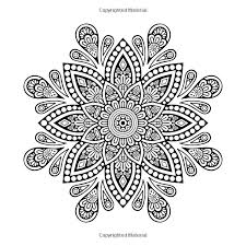 Amazon Adult Coloring Book Designs Stress Relieving Patterns Mandalas Cats