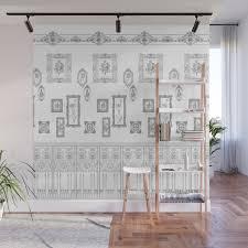 100 Parisian Interior Trompe LOeil Wall Mural