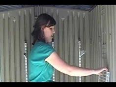 Rubbermaid Shed 7x7 Manual by Rubbermaid Roughneck Shed Accessories Instructions Youtube The