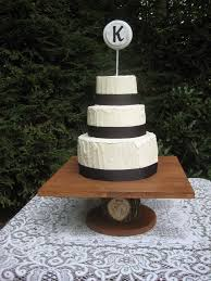 Adorable Square Wedding Cake Stand 0