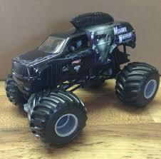 100 Mohawk Warrior Monster Truck Jam Mattel Hot Wheels 124 MOHAWK WARRIOR Diecast Toy
