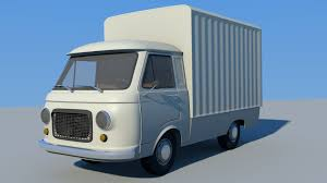 Model Download: Small Truck - BlenderNation