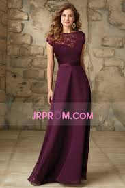 Cap Sleeve Bridesmaid Dresses Floor Length by 2016 Cap Sleeve Chiffon U0026 Lace Bridesmaid Dresses A Line Floor