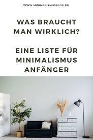 was braucht wirklich minimalismus wohnung