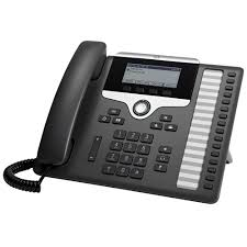 Cisco 7861 SIP VoIP Phone - CP-7861-3PCC-K9