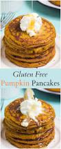 Easy Vegan Pumpkin Pancake Recipe by Gluten Free Pumpkin Pancakes Jessica In The Kitchen