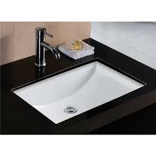 Karran Undermount Bathroom Sinks by Wells Sinkware Wl Rtu2216 6 Rhythm Series China Undermount