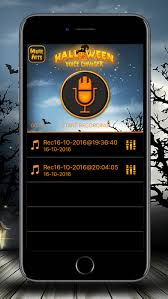 Best Halloween Voice Changer by Scary Voice Changer Horror Sound Effect Modifier Touch Arcade