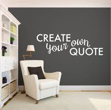Custom Vinyl Lettering awesome custom wall decals quotes vinyl