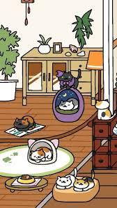 556 Best Neko Atsume Images On Pinterest