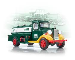Collector's Edition First Hess Truck - Hess Toy Truck