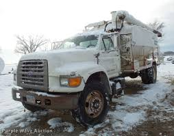 1995 Ford F800 Feed Truck | Item DB8020 | SOLD! December 27 ... Used Equipment Shipcont_feedtruckjpg Twelve Trucks Every Truck Guy Needs To Own In Their Lifetime Truckload Sale Image For Post New Braunfels Feed Supply Med Heavy Trucks For Sale Truck Mounted Feed Mixers 1996 Intertional 4700 Item Db2649 Sold Jul Commercial For Mylittsalesmancom Home