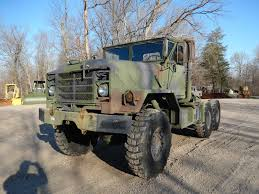 1990 AM General 5 Ton M931A2 Semi Truck | Military Vehicles For ... Best 2014 Volvo Tractor For Sale Truck Images On Pinterest Trucks Gmc Astro Cabover Semi Rr Heavy Duty Hdt Cversion 2013 Pete 587 Used Arrow Sales 18 Wheelers America By Travel Coast To Checkered Flag Tire Balance Beads Internal Balancing New Towing Service And Repair 1997 Peterbilt 379 Optimus Prime Transformer Hauler Big Sleeper Floorbleurghnowcom Featured Builds Elizabeth Center Axle Side Dump Tipper Semi Trailer Truck For Sale