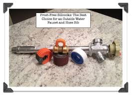 Replacing Outdoor Faucet Valve by Frost Free Sillcocks The Best Choice For An Outside Water Faucet