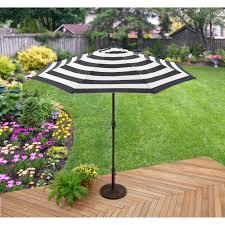 patio furniture foot patio umbrella sunbrella rib frame tilt