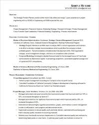 Printable Chronological Resume Example Engineering A Successful Template Open Office For Job Seeker Is An Importan