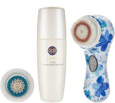 Plink Your Sink Balls Directions by Clarisonic Mia2 Sonic Cleansing System With Brush Head U0026 Tatcha