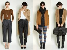 Winter Vintage Fashion Casual