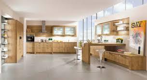 cuisine bois massif contemporaine cuisine contemporaine en bois massif en bois 698 nobilia