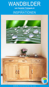 wassertropfen wandbilder fürs wohnzimmer wohnzimmer bilder