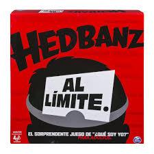 Juego De Mesa Hedbanz Al Limite Spin Master
