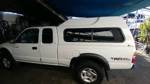 100 Truck Camper Shells For Sale Toyota Tacoma Shell For Awesome