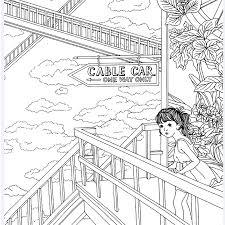 Time Garden Coloring Book Aliexpress Buy The Secret
