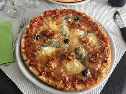 cuisiner le gardon pizza andalouse picture of grill pizzeria du gardon ales